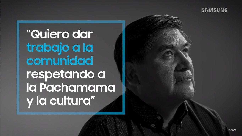 rene calpachay pueblos originales quote